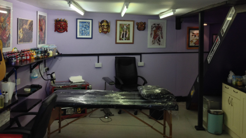 Welcome to Old Sarum Tattoo Studio